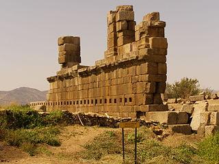 Alabanda human settlement