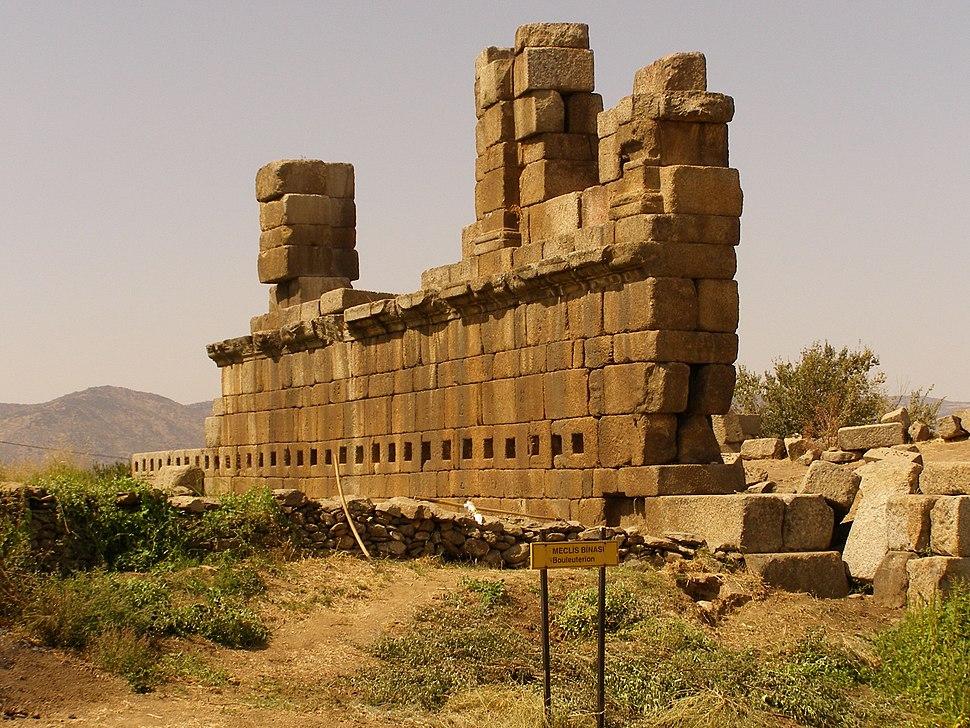 Alabanda Bouleuterion