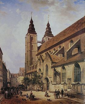 Image illustrative de l'article Église de la Madeleine (Wrocław)