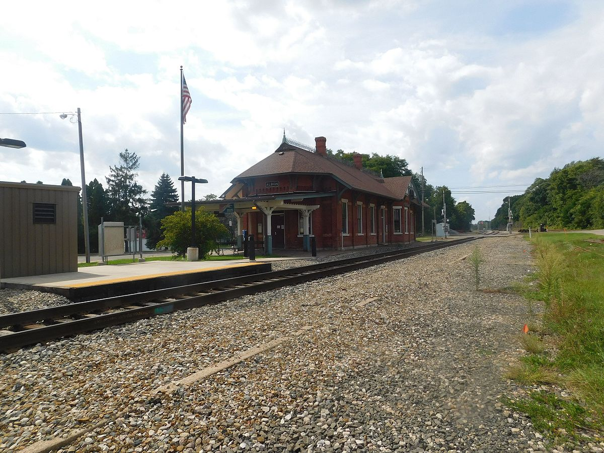 Albion Station Michigan Wikipedia