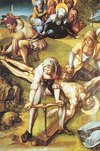 Seven Sorrows Polyptych - Image: Albrecht Dürer 023