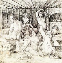 hygiene w s bath 1496 by albrecht datildefrac14rer