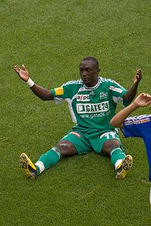 Alex Tachie-Mensah Ghanaian footballer