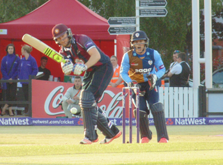Alex Wakely English cricketer
