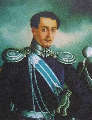 Alexander Bagration-Gruzinsky - Image: Alexander Bagration Gruzinsky