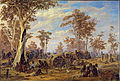 Alexander Schramm - Adelaide, a tribe of natives on the banks of the river Torrens - Google Art Project.jpg