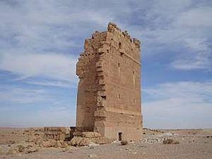 Qasr al-Hayr al-Gharbi - Qasr al-Heer al-Gharbi