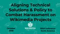 Aligning Tech solutions & Policy to Combat Harassment on Wikimedia Projects.pdf