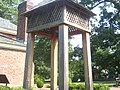 All Hallow's Brick Church Bell Tower.JPG