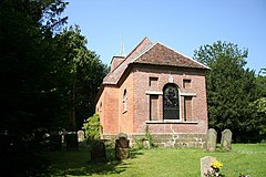All Saints' church, Gautby - geograph.org.uk - 187069.jpg