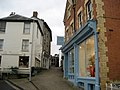 Alley off Lion Street, Hay-on-Wye - geograph.org.uk - 437286.jpg