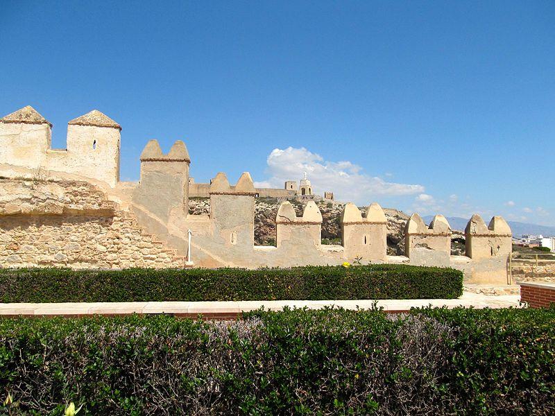 File:Almeria-La Alcazaba 07a.jpg