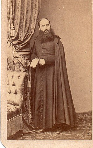 Marie-Alphonse Ratisbonne - Father Ratisbonne in 1865