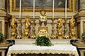 Altar of Saint Sebastian in Collegiata di San Tommaso (Castel Gandolfo).jpg