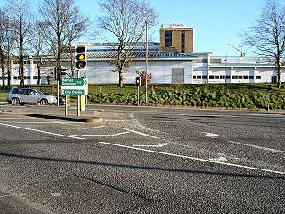 Altnagelvin townland in Northern Ireland, United Kingdom