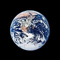 Amazing image of the Earth. Original from NASA. Digitally enhanced by rawpixel. (29025851948).jpg