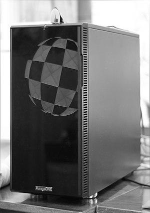 AmigaOne X1000 - AmigaOne X1000 computer system by A-EON Technology Ltd