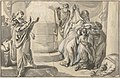 An Antique Sacrificial Scene; verso- Sketch of a Group of People MET DP830544.jpg