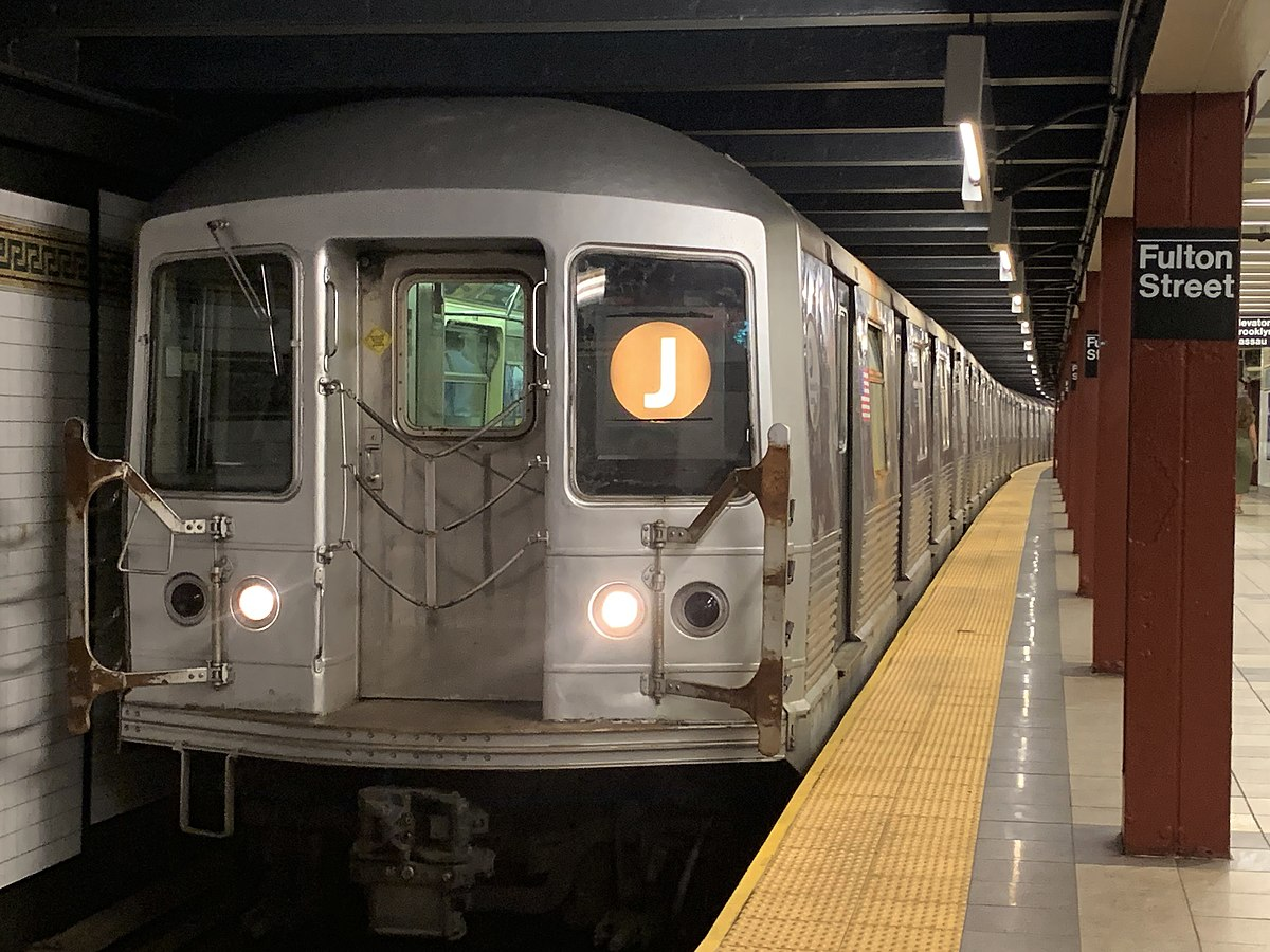 R160 Subway Car