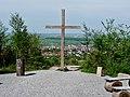 Andachtsplatz, Ort des Gedenkens und für Trauerfeiern, beim FriedWald in der Nähe von Hohenentringen - panoramio.jpg