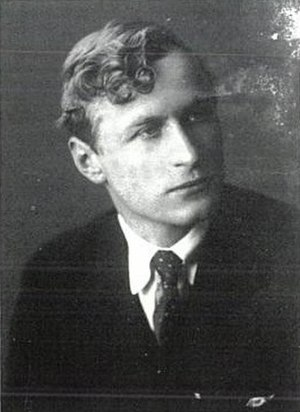 Anders Lange - Anders Lange in the 1930s.