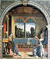 Andrea Previtali, Annunciazione, (Santuario di Santa Maria Annunziata in Meschio, Vittorio Veneto).jpg