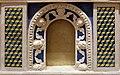 Andrea della robbia, pala di fontecastello con dio padre e angeli, 06.jpg