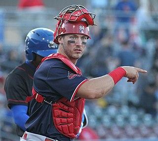 Andrew Knizner American baseball player