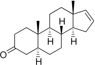 Androstenone - Image: Androstenone