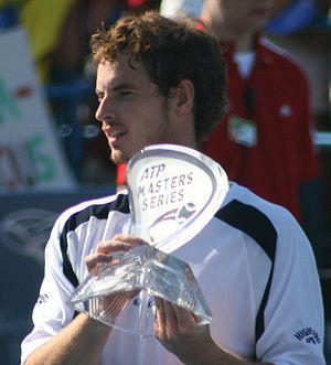 2008 Tennis Masters Cup - Andy Murray won his first two Masters titles and reached his first Grand Slam final