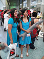 Anime Expo 2011 - that girl's got a fish! (5917940432).jpg