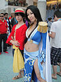 Anime Expo 2012 One Piece - Luffy and Hancock (14001294992).jpg
