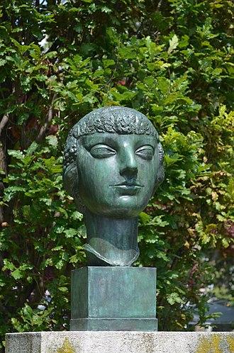 Anna de Noailles - Image: Anna De Noailles Vevey 03