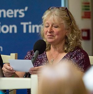 Anne Swithinbank - Anne Swithinbank in 2016