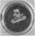 Annibale Carracci (Schule) - Bildnis eines jungen Mannes mit Knebelbart (Selbstbildnis^) - 1081 - Bavarian State Painting Collections.jpg