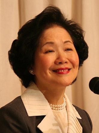 Anson Chan - Anson Chan in 2005