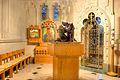 Antechamber to Baptistry, Sacred Heart Cathedral, Newark.jpg