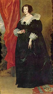 17th-century noblewoman