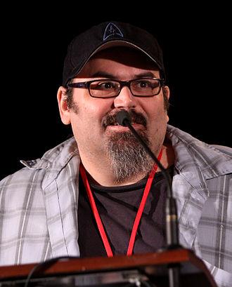 TrekMovie.com - Anthony Pascale, founder of TrekMovie.com.