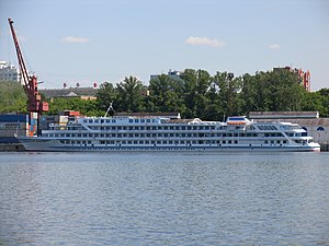 Anton Chekhov in North River Port 5-jun-2012 1.JPG