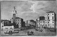 Antonio Canaletto (Canal) (Nachahmer) - Canale Grande bei San Geremia - 6234 - Bavarian State Painting Collections.jpg