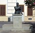 Antonio berti, busto di Giuseppe Pescetti, 1950, 01.jpg
