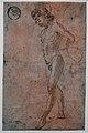 Antonio del pollaiolo, san sebastiano, 1475 ca. (dusseldorf, museum kunstpalast).JPG