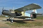 Antonov An2R '6550' (N22AN) (26430913724).jpg