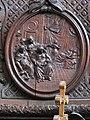 Antwerp Carolus Borromeus pulpit 05.JPG