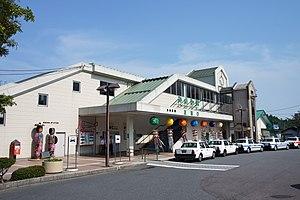 Aoimori Railway Misawa Station Misawa Aomori pref Japan01s3.jpg