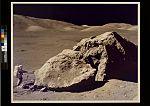 Apollo 17 Astronaut Harrison Schmitt Collects Lunar Rock Samples (3747526302).jpg
