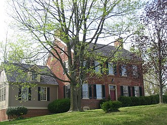 National Register of Historic Places listings in Carroll County, Maryland - Image: Appler Englar House