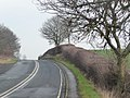 Approaching the summit of Lee Lane - geograph.org.uk - 2263723.jpg