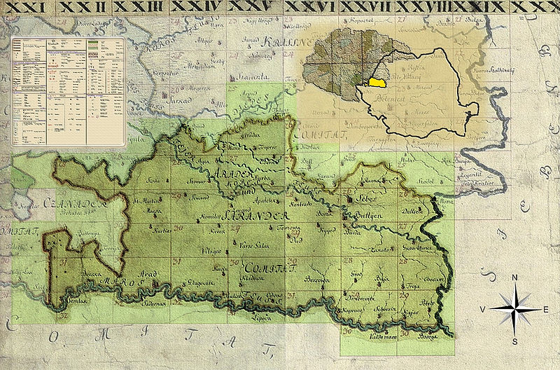 Arad County former Wikipedia